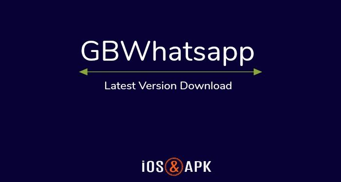 Gbwhatsapp Apk Latest Version Is Released Now This App Has - codigos de musica roblox robux hack apk 2018