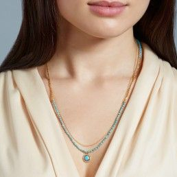 Necklaces and Pendants | Women's Necklaces in Gold, Silver, Diamond and Gemstones | Astley Clarke London