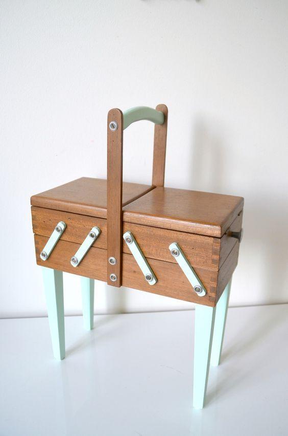 Quel vernis bois choisir vernis meubles et bois for Rangement couture travailleuse