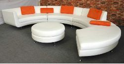 San Remo Contemporary Leather Sofa Newlibrarygoodcom - San-remo-contemporary-leather-sofa