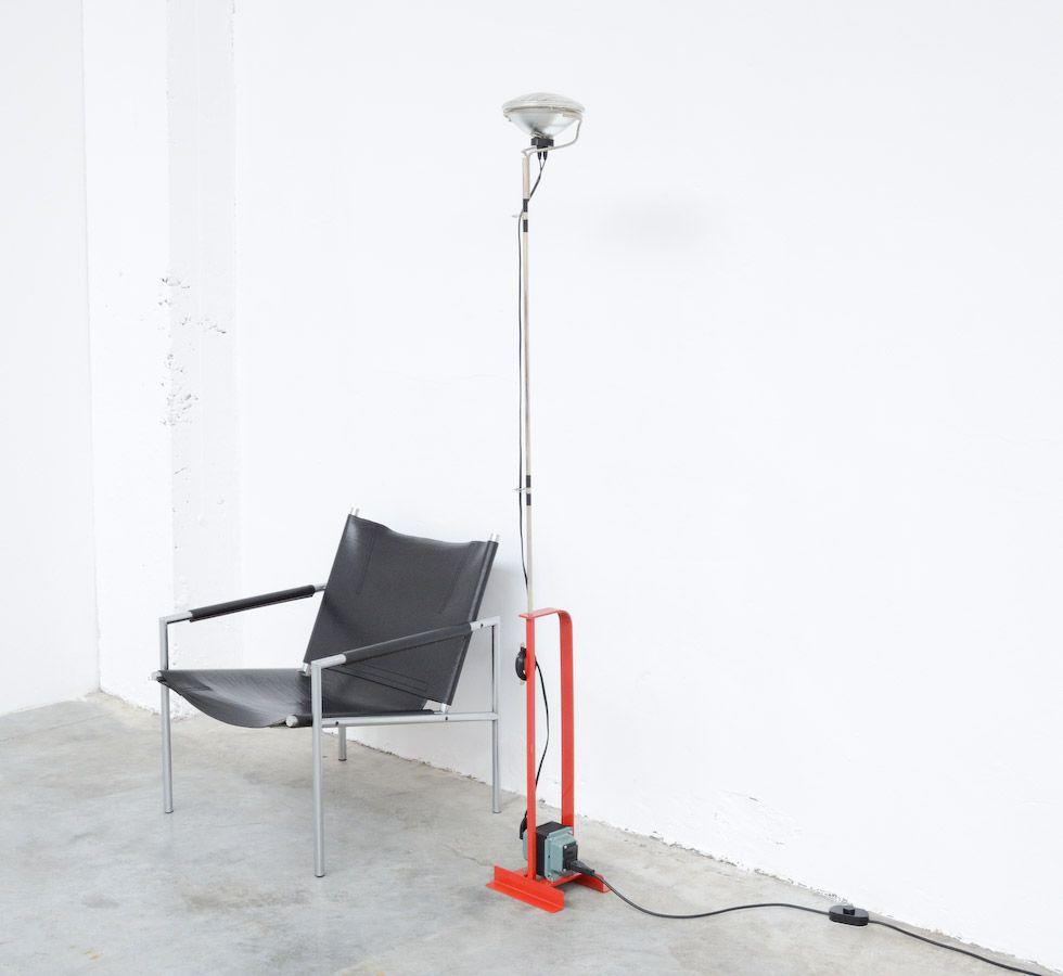 Flos Toio Floor Lamp Red Floor Lamp Flos Toio Floor Lamp Floor Lamp