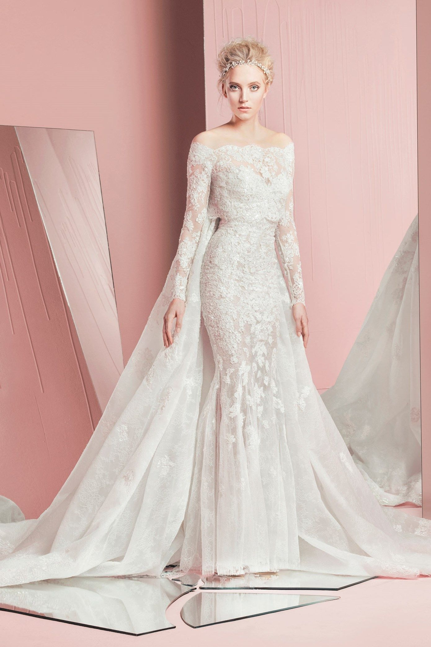 Amigas Da Noiva Zuhair Murad Bridal Ss 2016