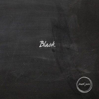 Pearl Jam – Black (single cover art)