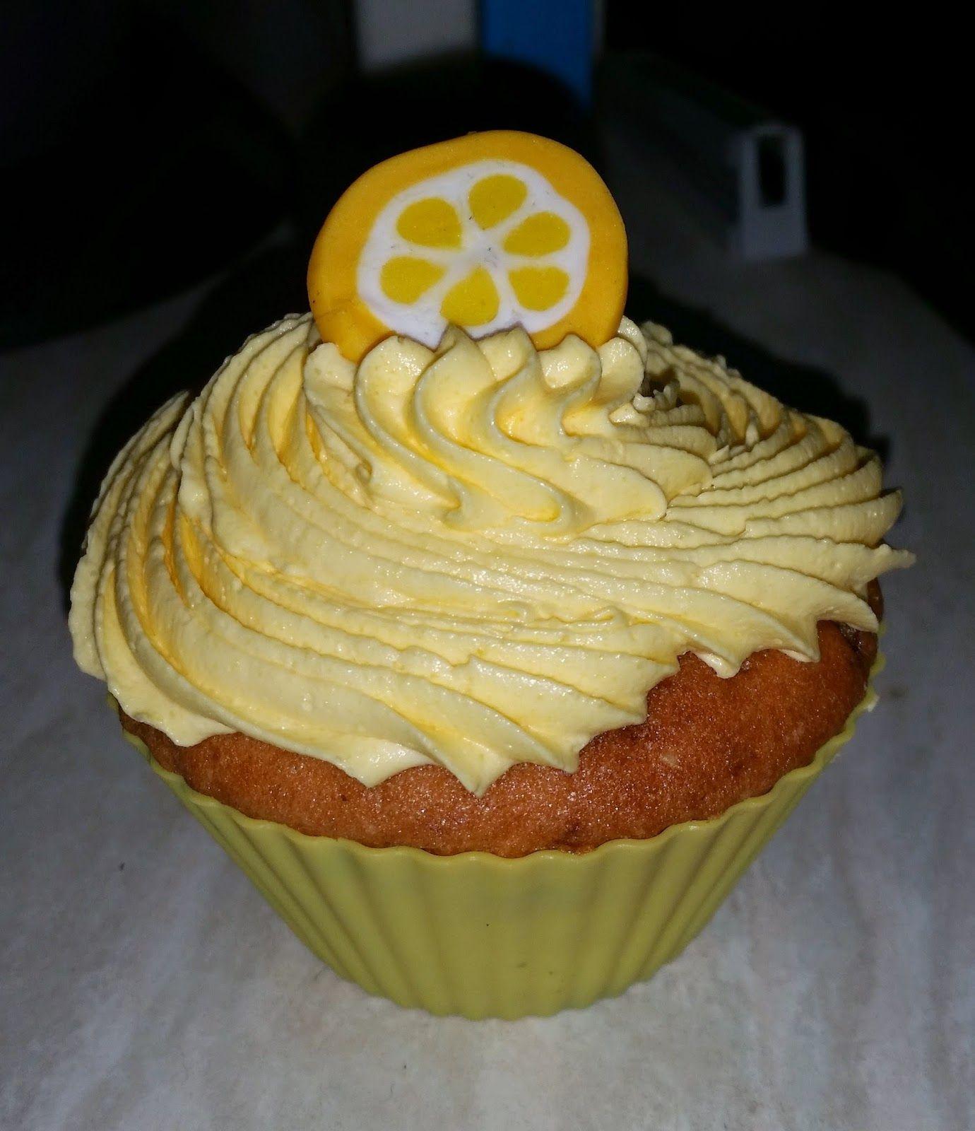 Sandy's Kitchendreams: Zitronen Cupcakes