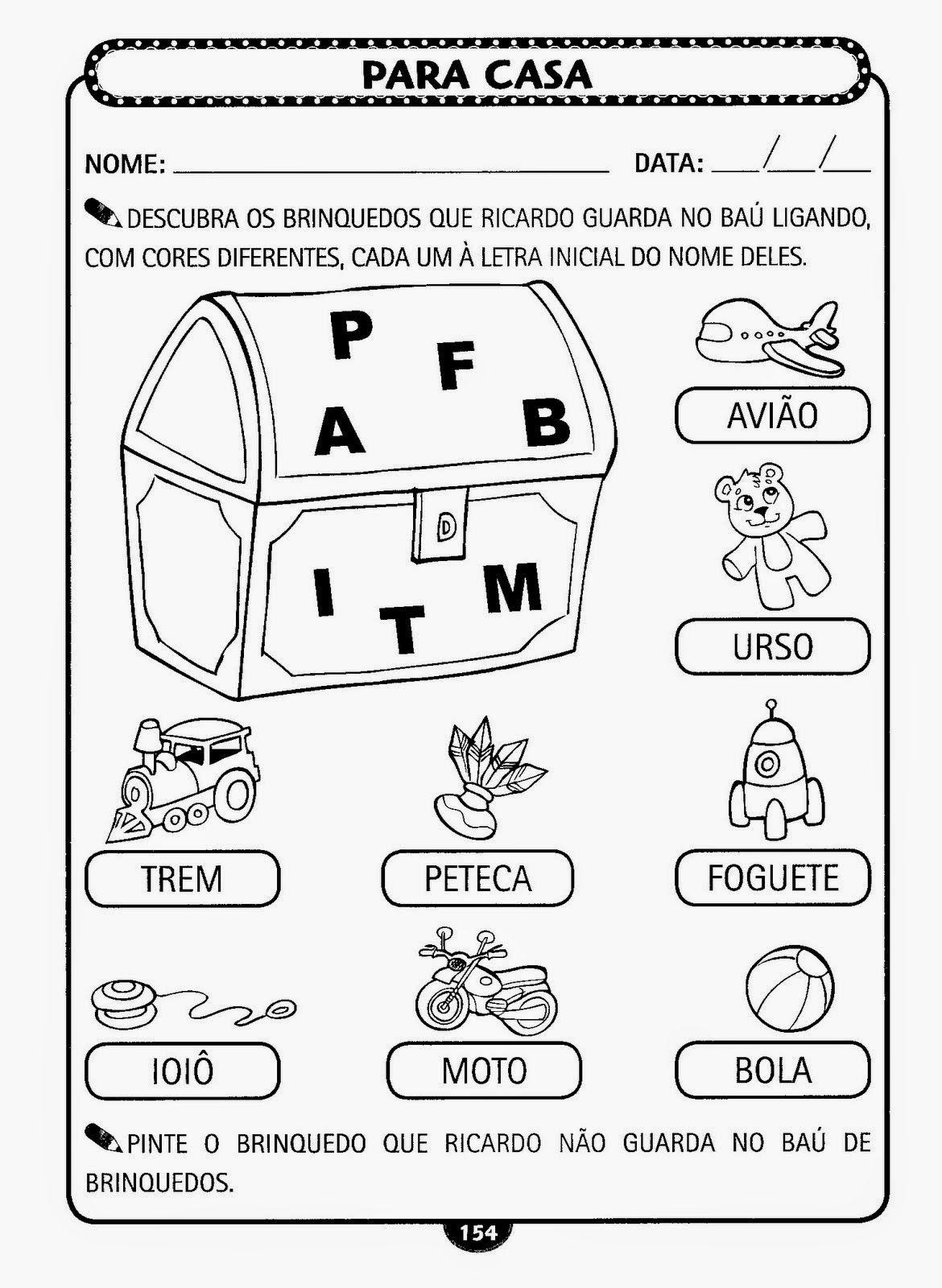 155 Atividades Para Educacao Infantil Com Imagens Educacao