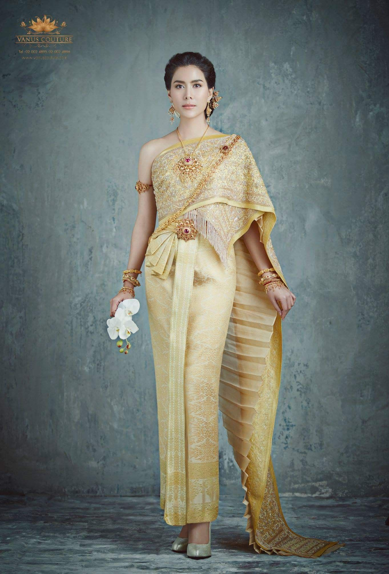 Pin by priya avi sasi on thai traditional dresses in