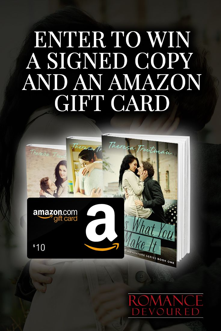Win A 10 Amazon Gift Card And Signed Paperback From Bestselling