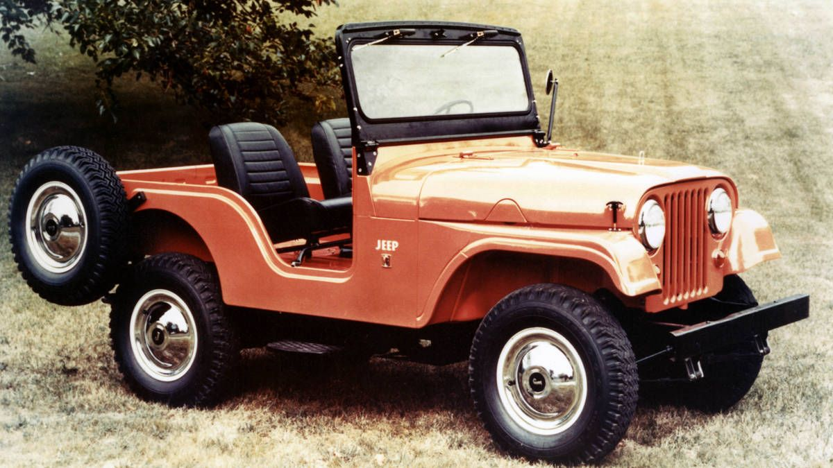 75 Years Of Jeep Redefining The Beaten Path Willys Jeep Jeep Jeep Cj5