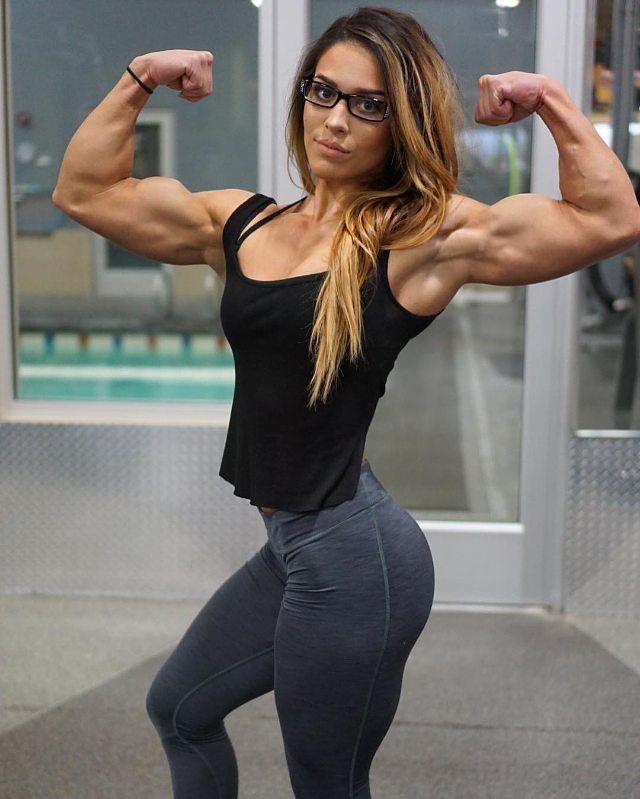 Strong is beautiful Ft. @casssmartin - #bodybuilding #lift