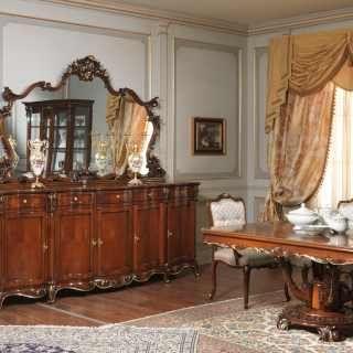 Sala da pranzo stile Luigi XV | for my house | Pinterest | Luxury ...