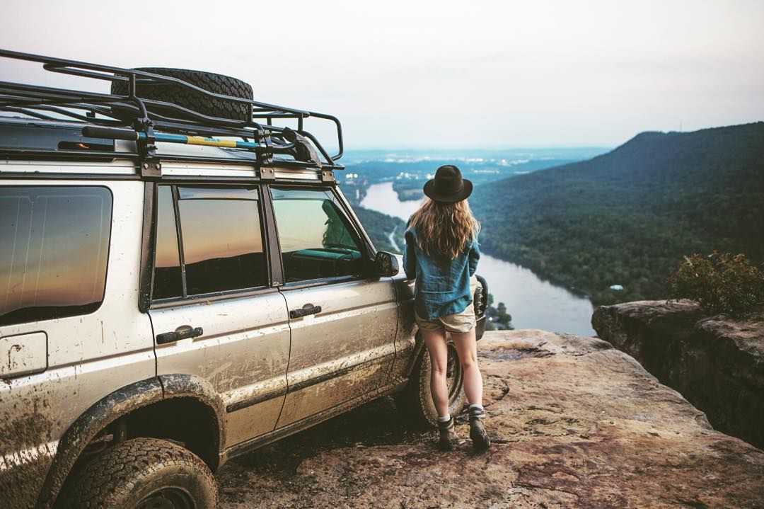 We travel not to escape life but for life not to escape us. #landrover #overlandandsea #explore #adventurelocal #theonlytennisee #yonder #overland #offroad #overlandjournal #getoutside #4x4 #liveadventurously #inspiration #discovery #wanderlust #darlingexplorer by kaleyhayes