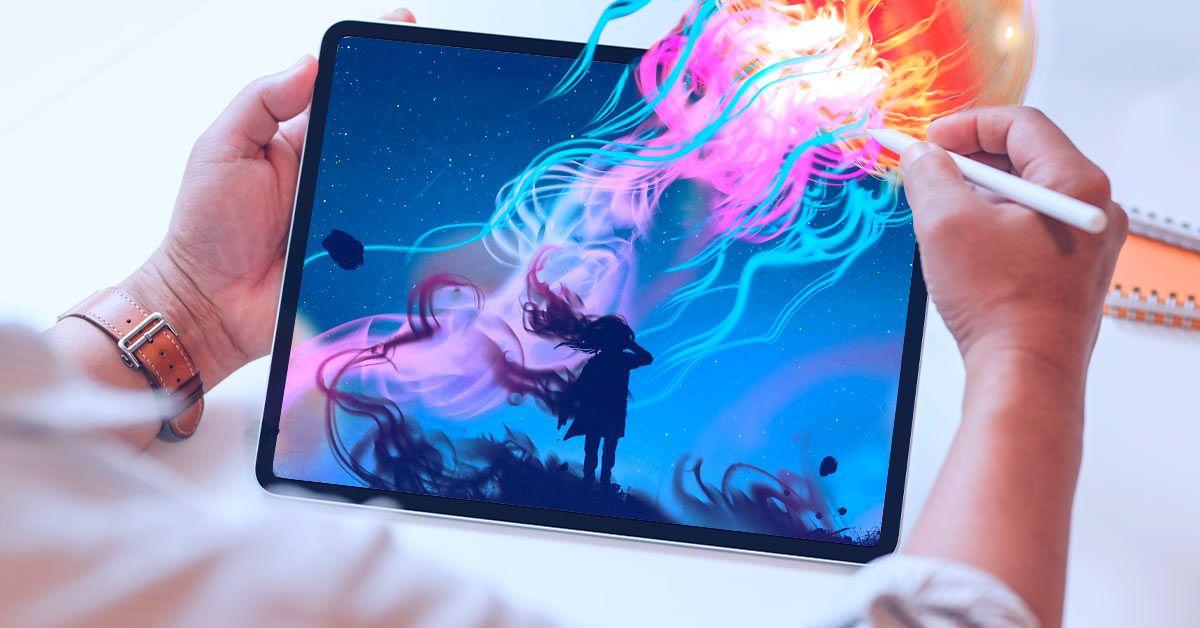Como Hacer Dibujo Digital 9 Claves Para Empezar Pinceles Para Photoshop Tableta De Dibujo Digital Dibujo Digital