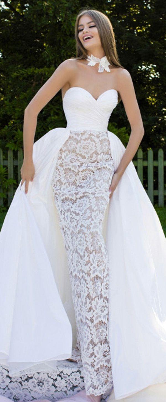 Junoesque taffeta u lace sweetheart neckline in prom dress