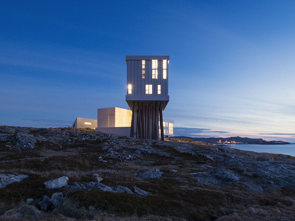 Incredible Places You Must Stay In Before You Die Fogo Island - 24 unbelievable places you must see before you die