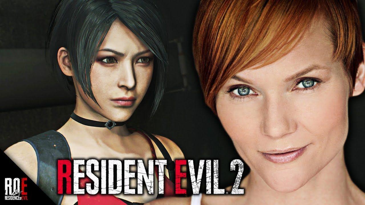 Resident Evil 2 Remake Interview Ada Wong Actress Jolene