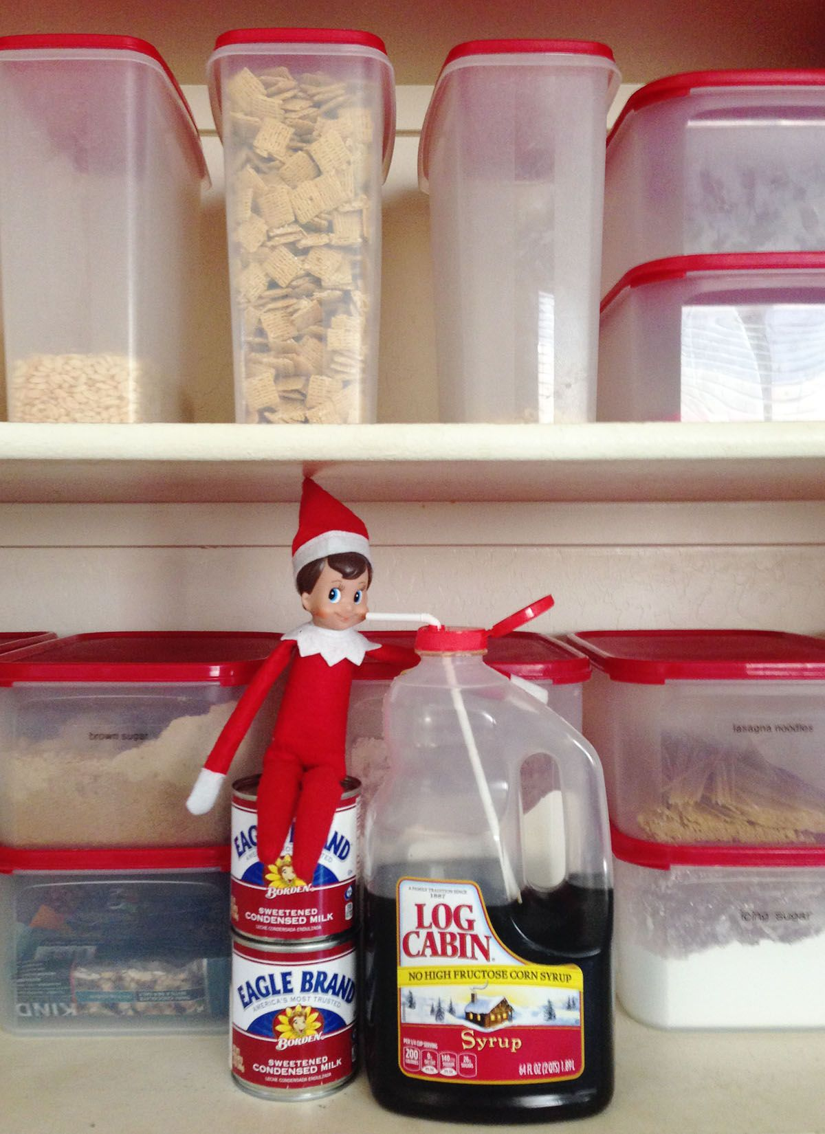More than 40 Easy Elf on the Shelf Ideas