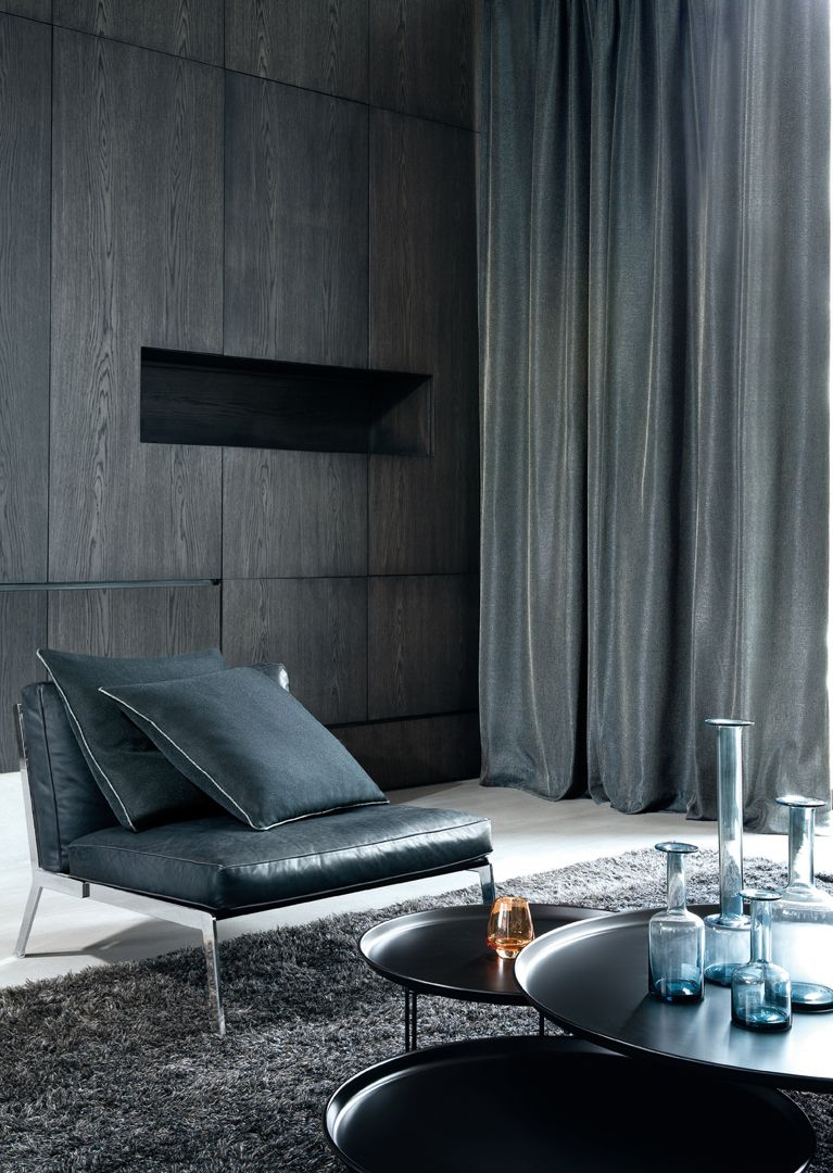 Woonkamer grijze gordijnen van holland haag living room for Grijze woonkamer