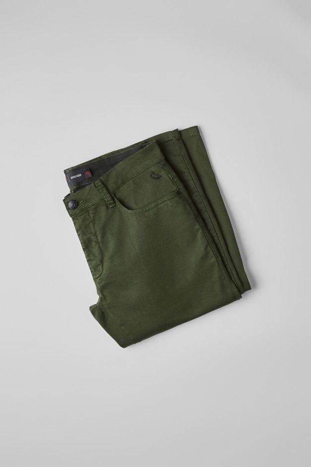 Calça Sarja Color | Gymboree