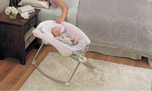 Groupon - Fisher-Price Deluxe Rock 'n Play Sleeper in [missing {{location}} value]. Groupon deal price: $49.99