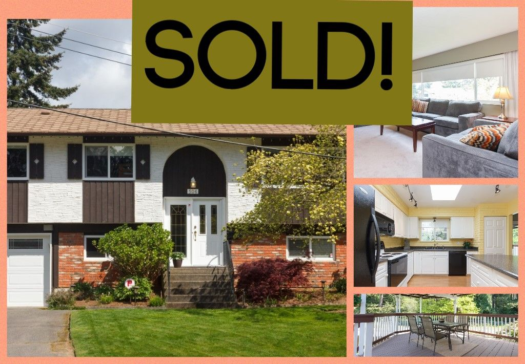 SOLD! Great family home in Colwood Thinking of selling