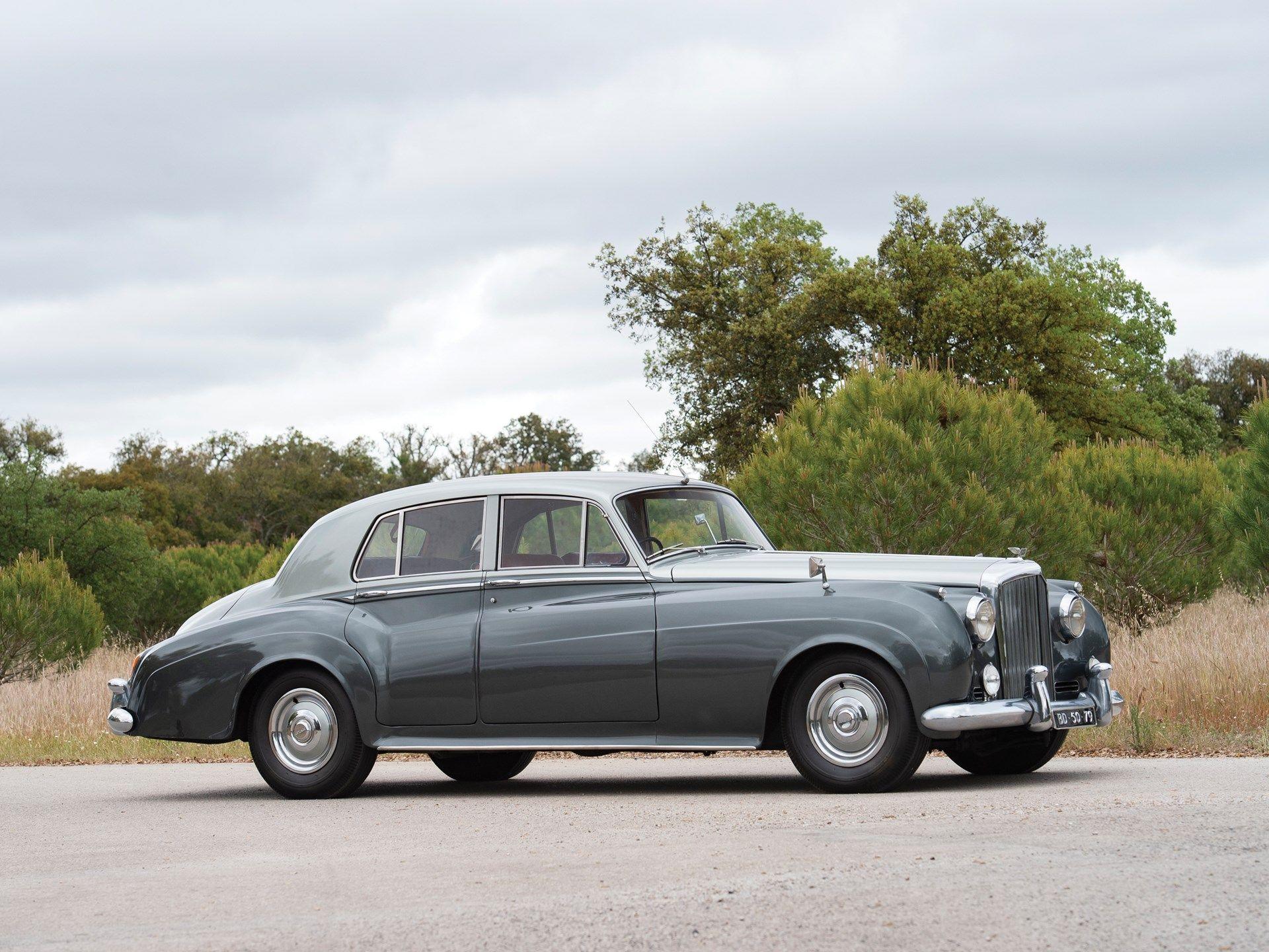 1957 Bentley S1 Saloon Saloon Bentley Rolls Royce