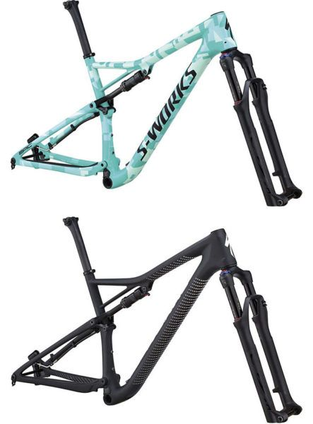 Limited Edition 2018 Specialized Epic S Works Colors Bici Pure