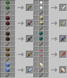 Minecraft Mod Minecraft Mod More Herobrine Craft Epee Minecraft Tuto Idees Minecraft Creations Minecraft