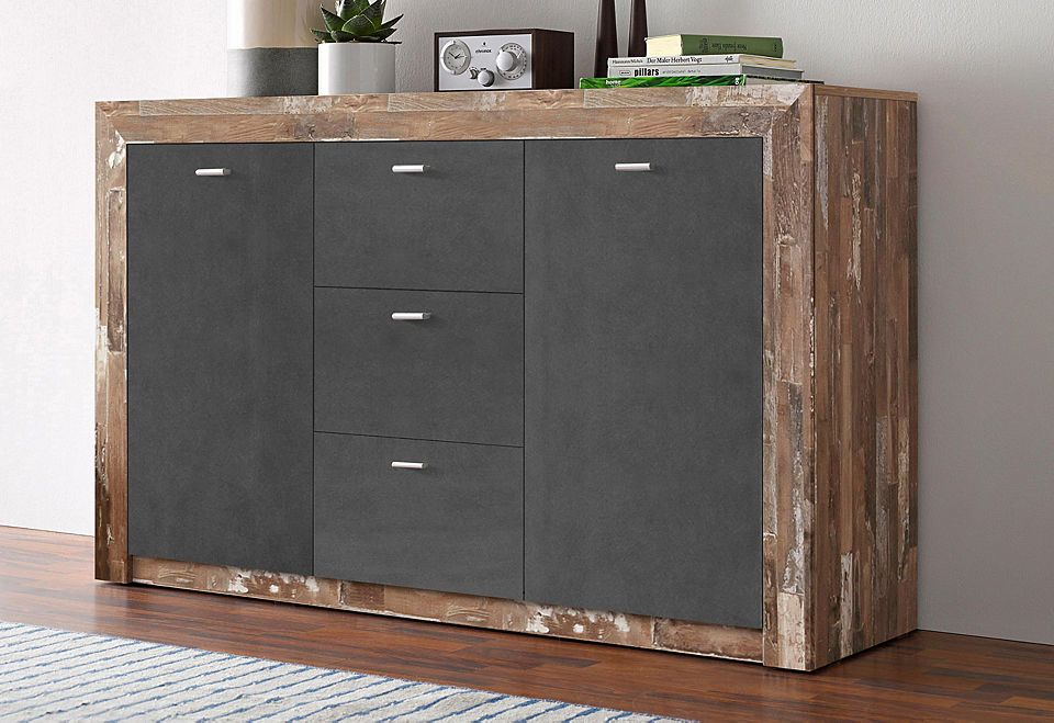 sideboard breite 145 5 cm jetzt bestellen unter. Black Bedroom Furniture Sets. Home Design Ideas