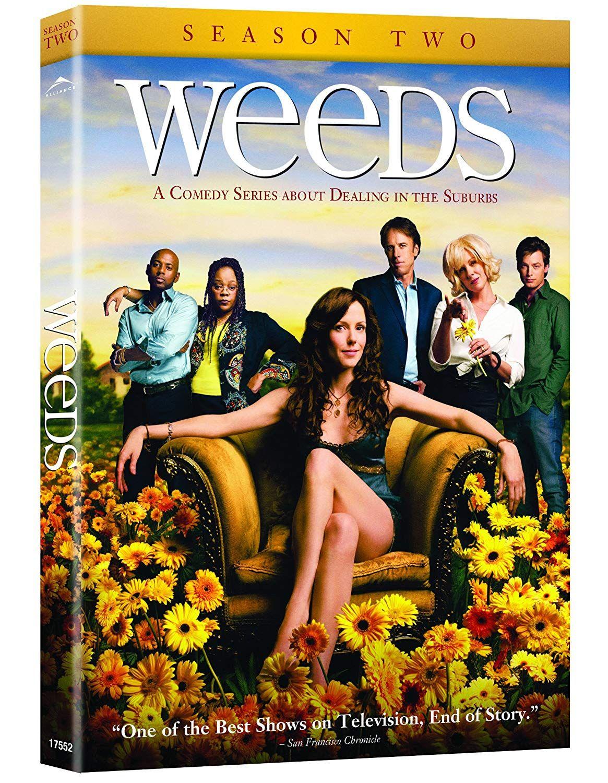 Weeds The Complete Second Season Second Season Movie Game Seasons