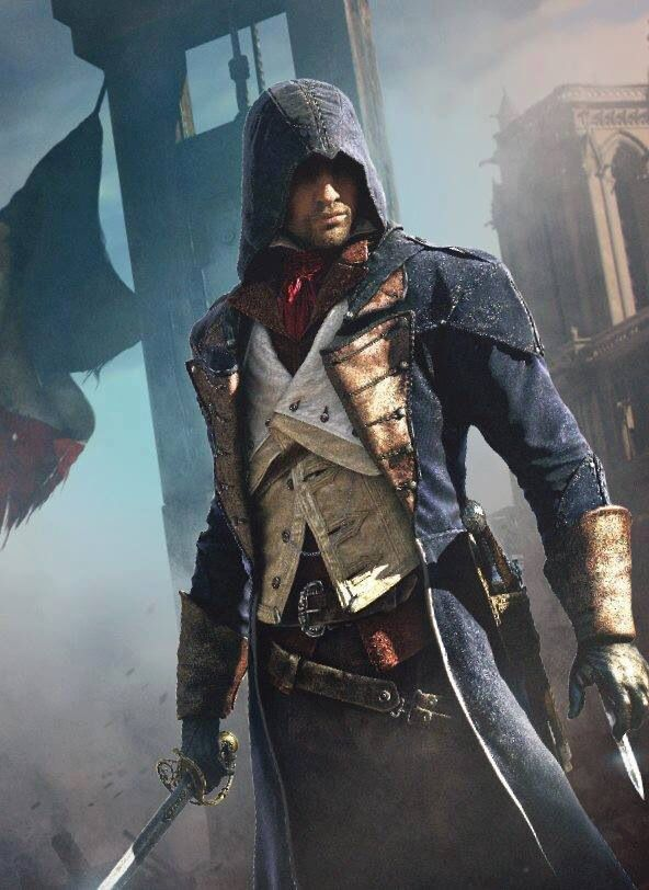 Assassin S Creed Unity Arno Dorian Assassins Creed Unity Arno Assassin S Creed Unity Assassin S Creed