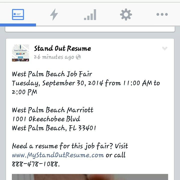 west palm beach job fair