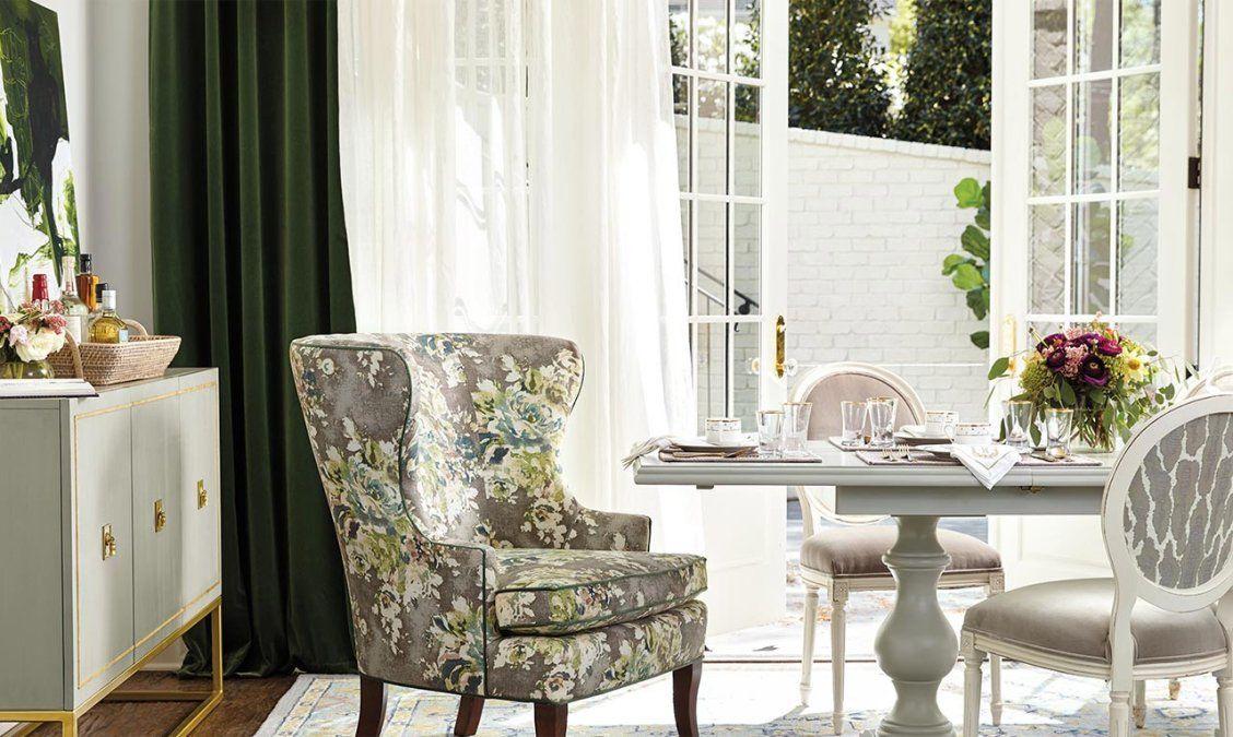European Inspired Home Furnishings | Ballard Designs | dining room ...