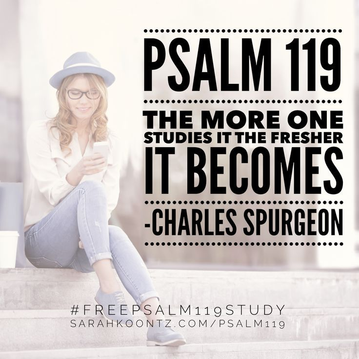 Free Psalm 119 Study Testimonials and Reviews Online
