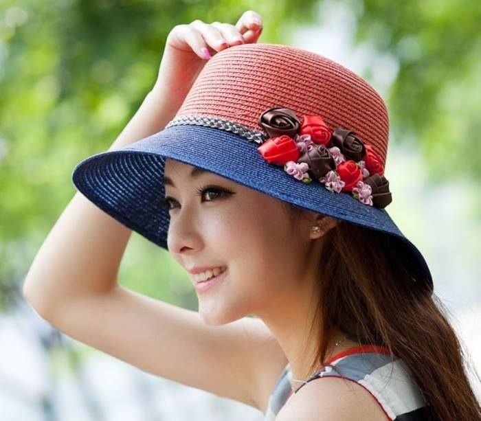 71e21deea4876 63 Absolutely Trendy Ladies Summer Hats to Let You Enjoy the Summer Sun-shine