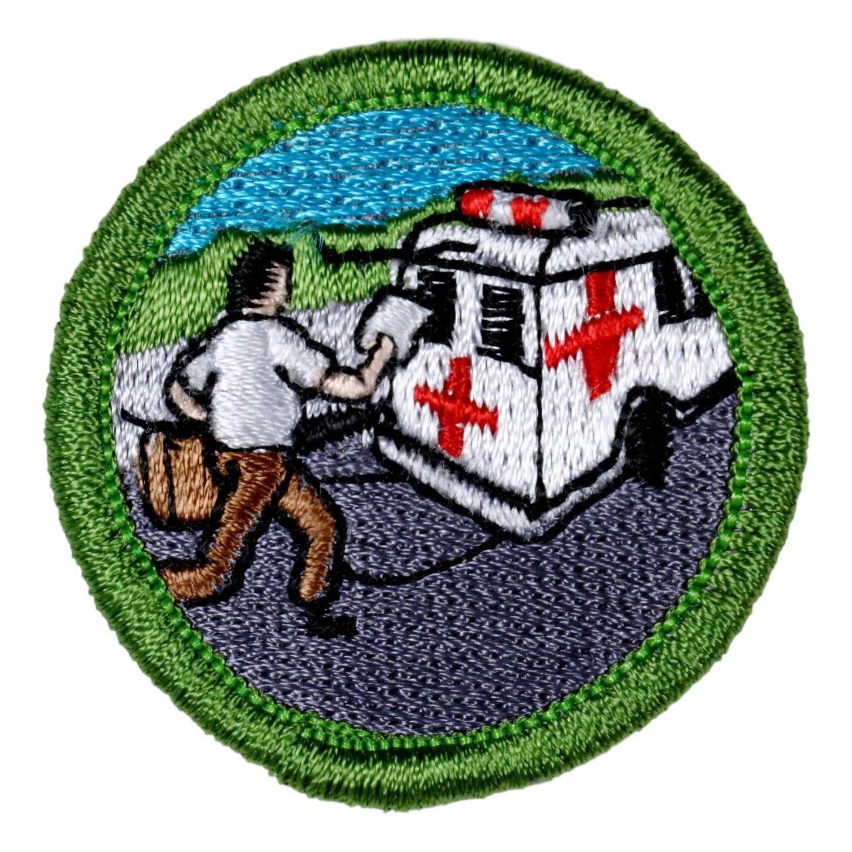 Ambulance Chasing Merit Badge