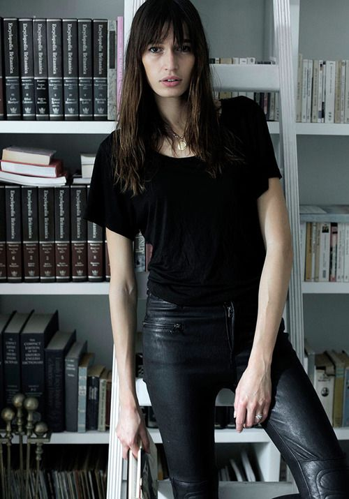 """[Outfits] """"Rock 'n' Roll Style - Kenza Fourati for Styleby Magazine #22"""""""