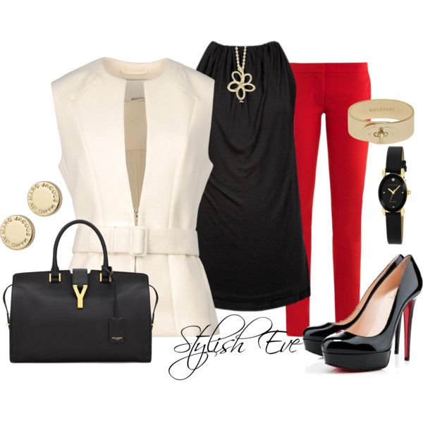 """""""Bright for Work"""" by stylisheve on Polyvore"""