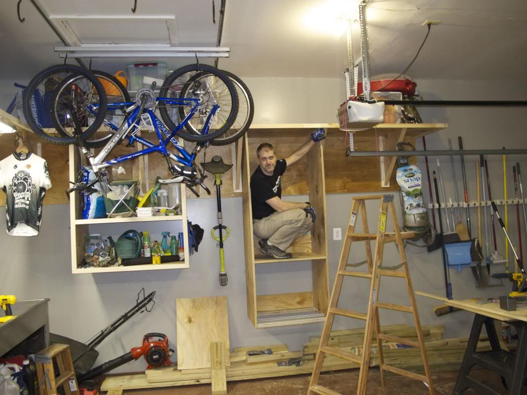 Load Bearing Weight Of Wall For Garage Shelving