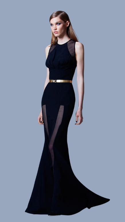 Elie Saab - Pre-Fall 2013 - Look #39 - as worn by Taylor Swift to the BRITs Awards - LOVE!!
