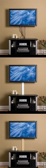 tv wall mount style ideas to combine with your attractive and comfort living room diy home. Black Bedroom Furniture Sets. Home Design Ideas