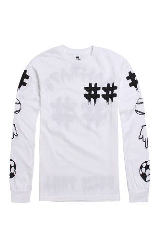 Been Trill Sports Long Sleeve Tee