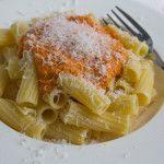 Heerlijke tomaten mascarpone pastasaus - Vertruffelijk