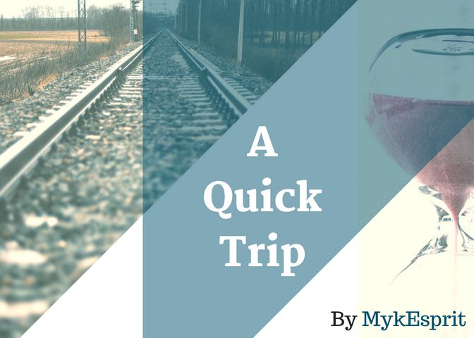 A Quick Trip - MykEsprit - Harry Potter - J  K  Rowling