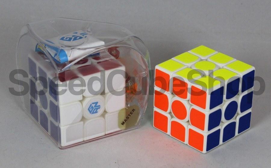 GAN 356 Air Master 3x3 | Products | Custom stickers, Cube