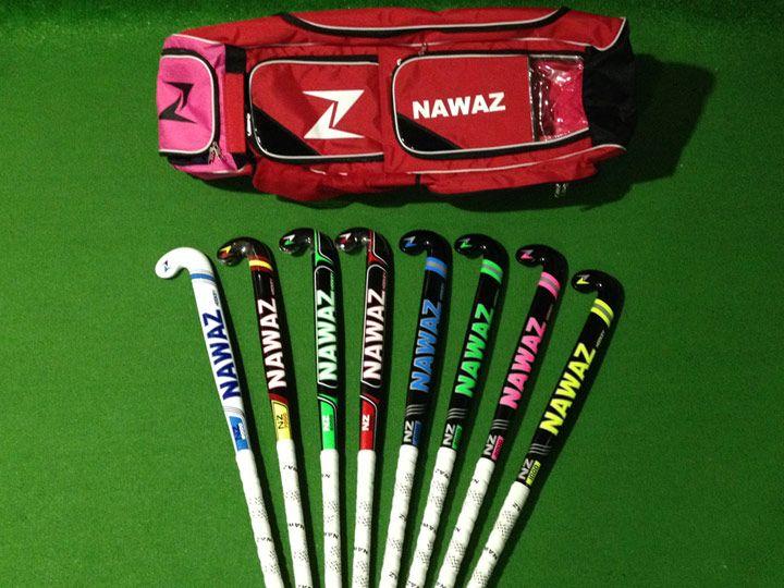 Hockey Total Sticks Bolsas Mochilas Accesorios Hockey Nawaz