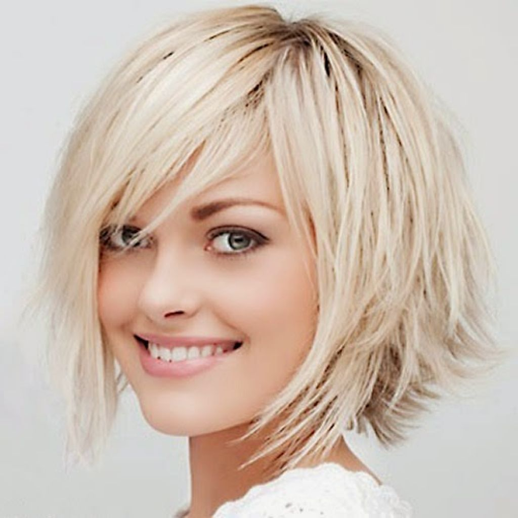 the hottest women short hairstyles in early and fall 2014
