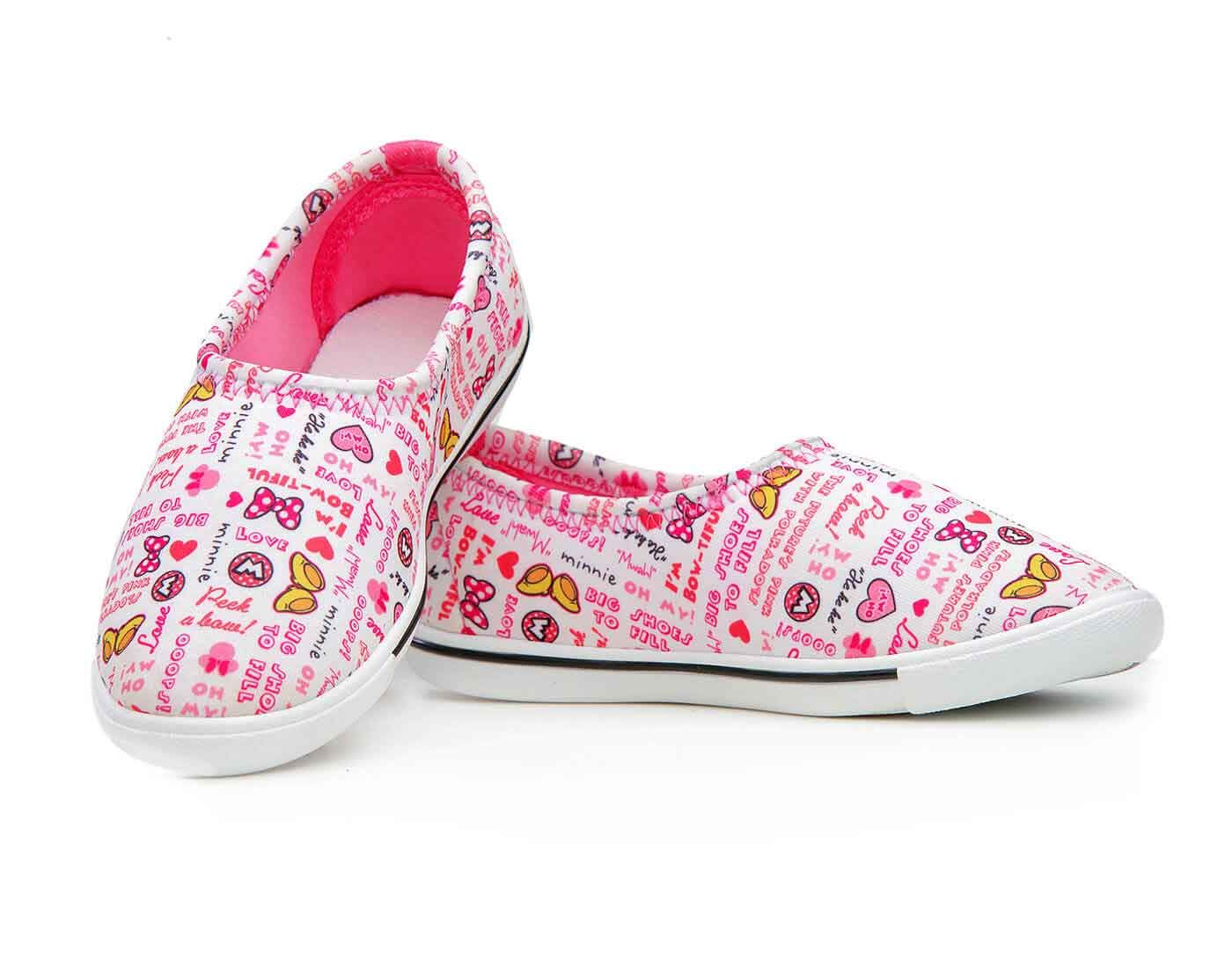 c828ca06d07ed Buy Minnie Mouse Pink Girls Shoes @ Best Price In India | KidsMojo ...