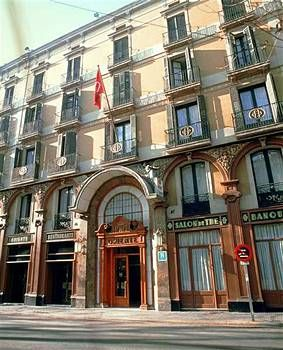 Back to Barcelona for three more days. We will be at the Husa Oriente Hotel, right on Las Ramblas