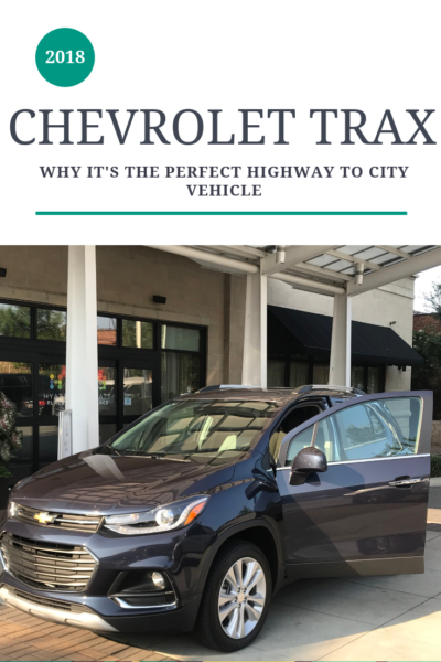 See Why The Chevrolet Trax Can Easily Take You From Highway To