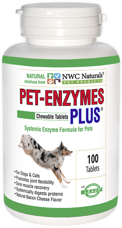 PetEnzymes Plus® Joint and Seasonal Allergy Support 100